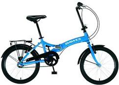 "Dawes Diamond 20"" 2017 - Folding Bike"