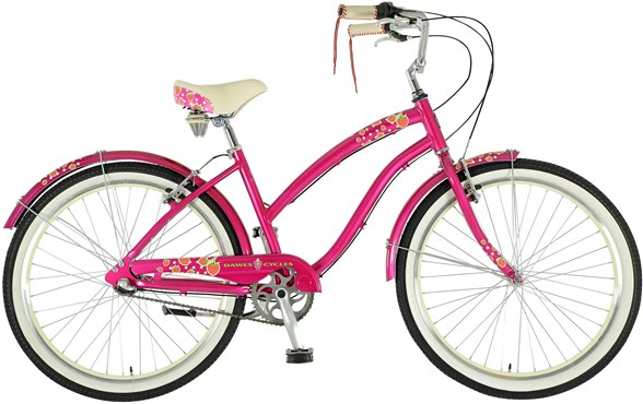 Dawes Strawberry Womens 2017 - Cruiser