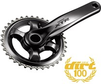 Product image for Shimano FC-M9020 11 Speed XTR Trail Cranks Without Ring (50mm Chain Line)