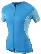 Cosmic Pro Womens Short Sleeve Cycling Jersey