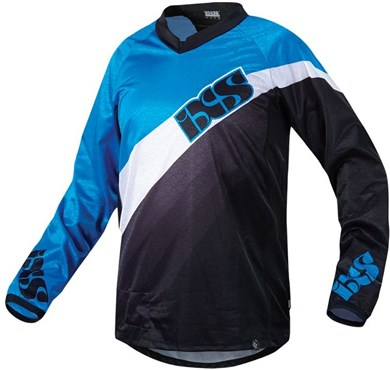 Image of IXS Resun Long Sleeve Cycling Jersey