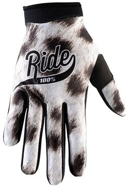 100% iTrack Long Finger MTB Glove
