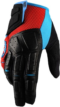 100% Simi Long Finger MTB Cycling Gloves SS18