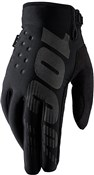 100% Brisker Cold Weather Long Finger MTB Gloves