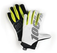 100% iTrack Youth Long Finger MTB Gloves