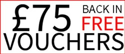Free Voucher Worth £75