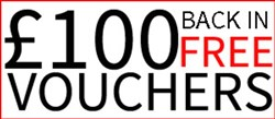 Free Voucher Worth £100