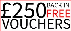 Free Voucher Worth £250