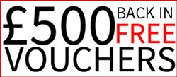 Free Voucher Worth £500