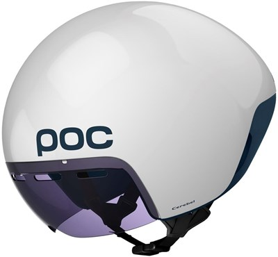 POC Cerebel Raceday Road Helmet 2017