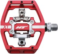 Product image for HT Components X1 DH/ Enduro race pedals Cr-Mo Axles