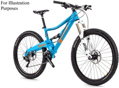 MK1 Five Pro Mountain Bike 2015 - Full Suspension MTB