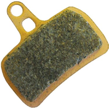 Image of Clarks Organic Disc Brake Pads for Hope Mini - Spring Inc