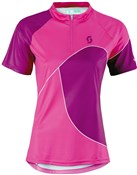 Product image for Scott Trail 50 Womens Short Sleeve Cycling Jersey
