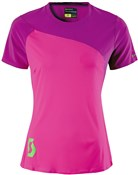 Product image for Scott Trail Tech 10 Womens Short Sleeve Cycling Jersey