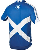 Endura CoolMax Printed Scotland II Short Sleeve Cycling Jersey SS17