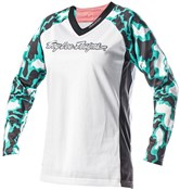 Troy Lee Skyline Womens Long Sleeve MTB Jersey