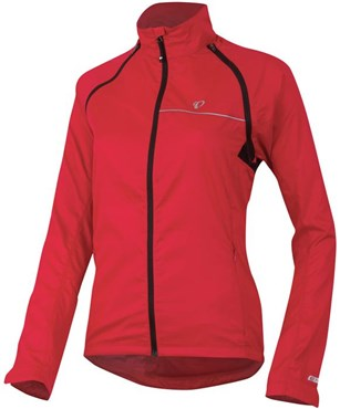 Image of Pearl Izumi Womens Elite Barrier Convertible Cycling Jacket