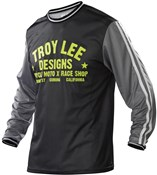 Troy Lee Super Retro Long Sleeve MTB Jersey