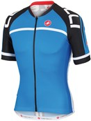 Castelli Volo FZ Short Sleeve Cycling Jersey
