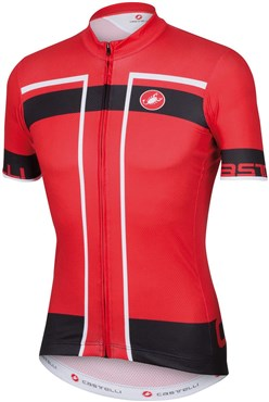 Image of Castelli Velocissimo Cycling Jersey FZ