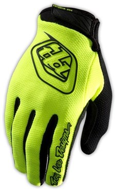 Image of Troy Lee Designs Air Youth Long Finger Cycling Gloves SS16