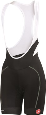 Image of Castelli Velocissima Womens Cycling Bib Shorts SS16