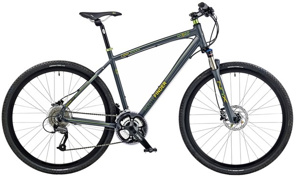 Image of Land Rover Routefinder Hydro Mountain Bike 2016 - Hardtail MTB