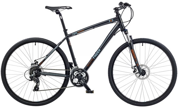 Image of Land Rover Routefinder Pro Mountain Bike 2016 - Hardtail MTB