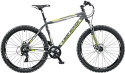 Land Rover Six 50 Pro Mountain Bike 2016 - Hardtail MTB