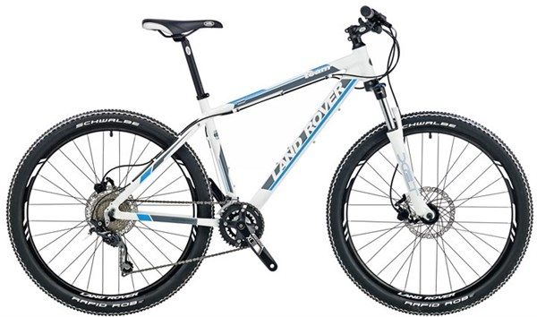 Image of Land Rover Six 50 Team Mountain Bike 2016 - Hardtail MTB
