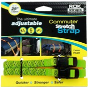 Rok Straps Commuter Adjustable Reflective Stretch Strap