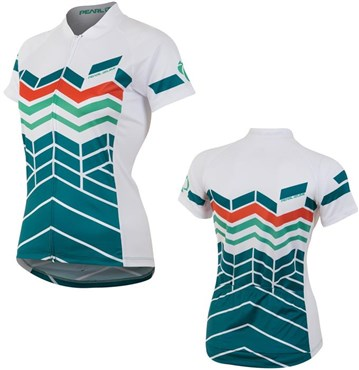 Pearl Izumi Womens LTD MTB Short Sleeve Cycling Jersey