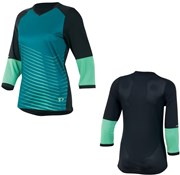 Pearl Izumi Womens Launch 3/4 Sleeve Cycling Jersey