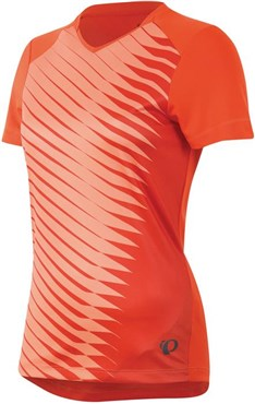 Image of Pearl Izumi Womens Launch Short Sleeve Cycling Jersey