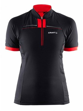 Craft Womens Move Short Sleeve Cycling Jersey