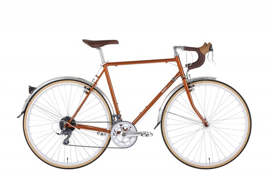 Bobbin Scout Copper 2016 - Touring Bike