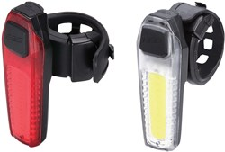 Product image for BBB Signal Combo Front & Rear Light Set