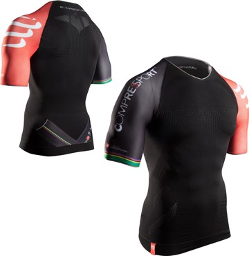 Image of Compressport Pro Racing Triathlon SS Top SS16