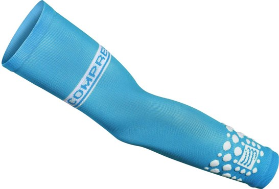 Compressport Armsleeves Fluo