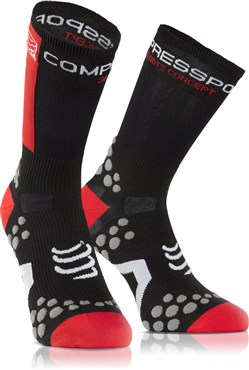 Image of Compressport Racing socks v2.1 Bike HI