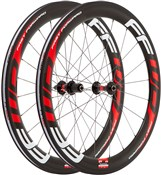 Product image for Fast Forward F6R Full Carbon Clincher DT240 Wheelset