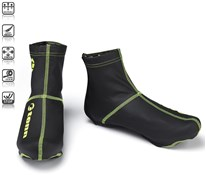 Tenn Waterproof PU Cycling Overshoes SS16