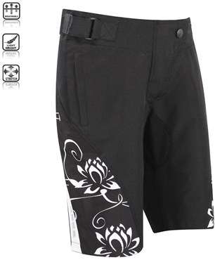 Tenn Ladies Burn MTB/Downhill Cycling Shorts SS16