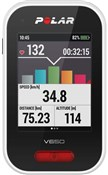Product image for Polar V650 GPS Heart Rate Cycling Computer