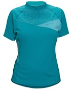 Polaris Womens Medusa Trail Short Sleeve Cycling Jersey SS17