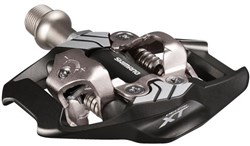 Shimano PD-M8020 XT MTB SPD Trail Pedals Main Shot