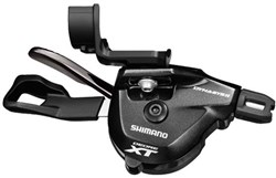 Product image for Shimano SL-M8000 XT I-spec-II Direct Attach Rapidfire Pods 2 / 3 speed - Left Hand