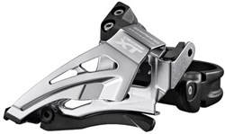 Product image for Shimano Deore XT M8025 Double Front Derailleur
