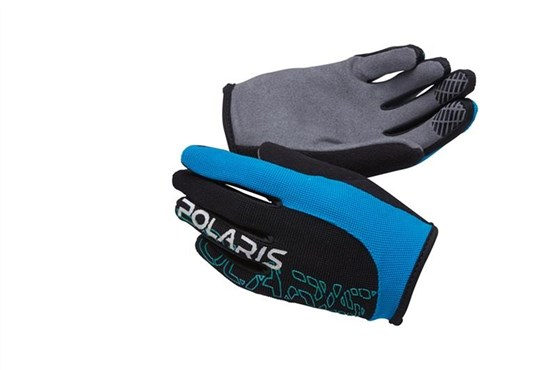 Polaris Mini Trail Kids Long Finger Cycling Gloves